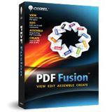 Corel PDF Fusion 1 32/64 Bit Multilingual Tool nur Datenträger PC (DVD)
