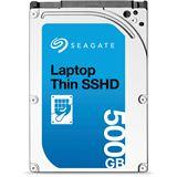 "500GB Seagate Laptop Thin SSHD ST500LM001 64MB 2.5"" (6.4cm) SATA"