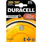 Duracell 389/390 SR54 Silberoxid Knopfzellen Batterie 1.5 V 1er Pack