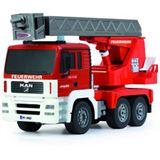 Jamara Feuerwehr JAM mit Drehleiter 1:20 40 Mhz Man