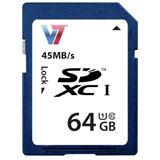 64 GB V7 SDXC UHS-I Retail