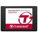 "64GB Transcend SSD370 2.5"" (6.4cm) SATA 6Gb/s MLC synchron (TS64GSSD370)"
