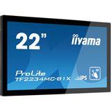 """21,5"""" (54,61cm) iiyama ProLite TF2234MC-B1X Touch schwarz"""