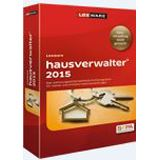 Lexware Hausverwalter 2015 32/64 Bit Deutsch Buchhaltungssoftware
