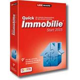 Lexware QuickImmobilie Start 2015 32/64 Bit Deutsch Finanzen Vollversion PC (CD)