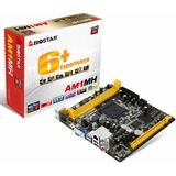 Biostar AM1MH SoC So.AM1 Single Channel DDR3 mATX Retail