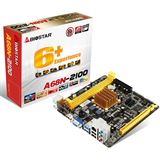 Biostar A68N-2100 SoC So.AM1 Single Channel DDR3 Mini-ITX Retail