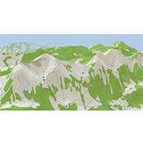 Garmin Topografische Karte Transalpin v4 Pro (DVD/microSD/SD)