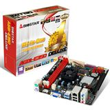Biostar A68I-E350 Deluxe AMD A68 So.BGA Dual Channel DDR3 Mini-ITX
