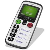 doro Secure 580IUP schwarz/weiß