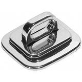 Dacomex Sicherungsplatte aus Metall für