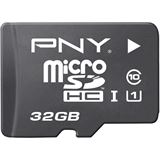 32 GB PNY Elite Performance microSDHC UHS-I Retail inkl. Adapter auf SD