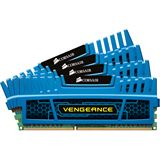 32GB Corsair Vengeance Pro blau DDR3-1600 DIMM CL9 Quad Kit