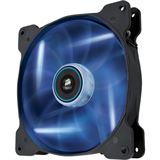 Corsair SP140 LED Blue High Static Pressure 140x140x25mm 1440 U/min 29.3 dB(A) schwarz/transparent