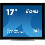"17"" (43,18cm) iiyama ProLite T1732MSC-W Touch schwarz/weiß"