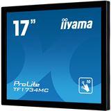 """17"""" (43,18cm) iiyama ProLite TF1734MC-B1X Touch schwarz"""