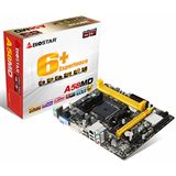 Biostar A58MD VER.6.7 AMD A55 So.FM2+ Dual Channel DDR3 mATX Retail