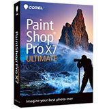 Corel PaintShop Pro X7 Ultimate 32/64 Bit Multilingual Grafik