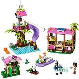LEGO Friends - Große Dschungelrettungsbasis
