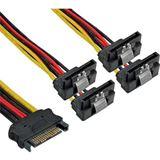 InLine Adapter für SATA Stromversorgung (29683V)