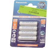 Panasonic eneloop HR03 Nickel-Metall-Hydrid AAA Micro Akku 750 mAh