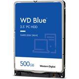 """500GB WD Blue WD5000LPCX 16MB 2.5"""" (6.4cm) SATA 6Gb/s"""