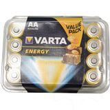 Varta Energy LR6 Alkaline AA Mignon Batterie 1.5 V 24er Pack