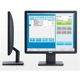 "17"" (43,18cm) Dell E1715S schwarz 1280x1024 DisplayPort / VGA"