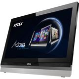 "23,6"" (59,94cm) MSI Adora24 2M-S54218G1T0S81MANX All-in-One PC"