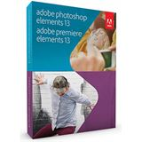 Adobe Photoshop Elements 13.0 und Premiere Elements 13.0 32/64 Bit Deutsch Grafik Vollversion PC/Mac (DVD)