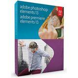 Adobe Photoshop Elements 13.0 und Premiere Elements 13.0 32/64 Bit Deutsch Grafik Vollversion PC/Mac (DVD)