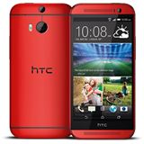 HTC One (M8) 16 GB rot