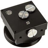 Bitspower D5 MOD TOP schwarzer Deckel für Laing D5 und Swiftech MCP 655 (BP-D5TOPPS-BK)