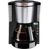 Melitta Kaffeeautomat Look Timer 1011-08 sw