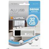 32 GB xlyne Alu silber USB 2.0