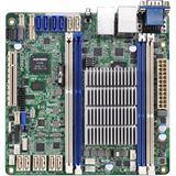 ASRock C2550D4I SoC So.BGA Dual Channel DDR3 Mini-ITX Retail