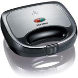SEVERIN Sandwich-Toaster 600W SA2969 eds-geb/sw