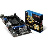MSI A68HM-P33 AMD A68H So.FM2+ Dual Channel DDR3 mATX Retail