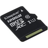 128 GB Kingston SDXC10 microSDXC Class 10 Retail