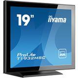 """19"""" (48,26cm) iiyama T1932MSC-B1X schwarz 1280x1024 1xDVI/1xVGA"""