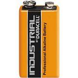 Duracell Industrial 6LR61 Alkaline E Block Batterie 9.0 V 1er Pack