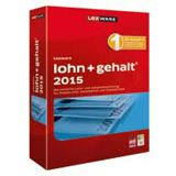 Lexware Lohn + Gehalt 2015 32/64 Bit Deutsch Finanzen Vollversion PC
