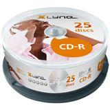 xlyne CD-R 700 MB 25er Spindel (1025000)