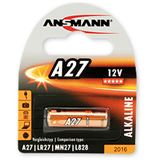 ANSMANN A27 Alkaline Batterie 12.0 V 1er Pack