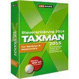 Lexware Taxman 2015 für Rentner und Pensionäre 32/64 Bit