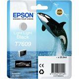 Epson T7609 hell schwarz