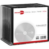 Primeon CD-R 700 MB 10er Slimcase (2761100)