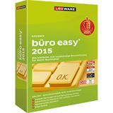 Lexware Büro Easy 2015 32/64 Bit Deutsch Office Vollversion PC