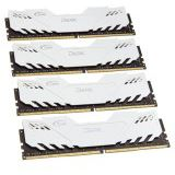 16GB TeamGroup Dark Series weiß DDR4-3000 DIMM CL16 Quad Kit