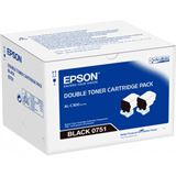Epson Workforce AL-C300 schwarz